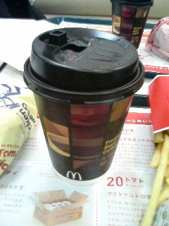 マック コーヒー