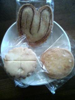 銀座 WESTの焼き菓子